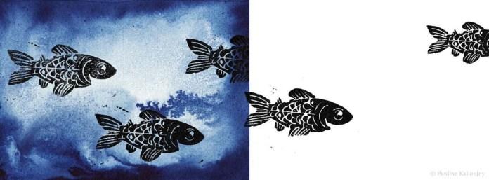 ...Parmi les poissons