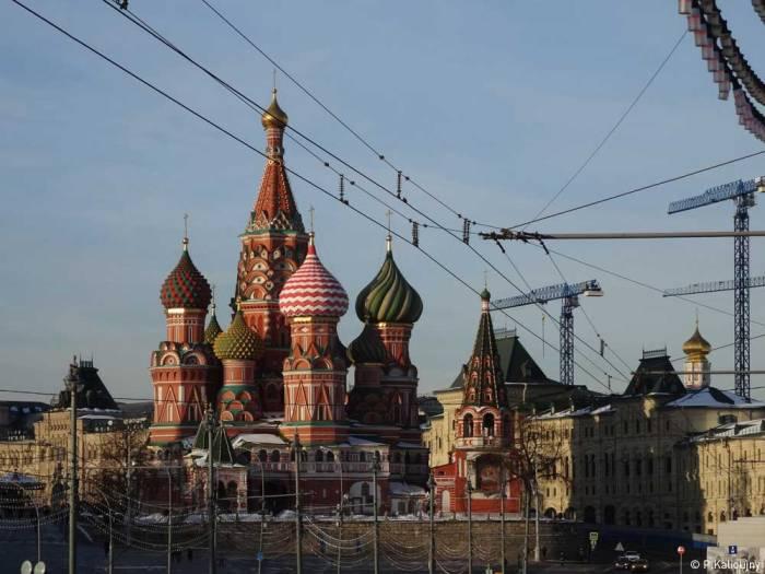 La belle Moskva