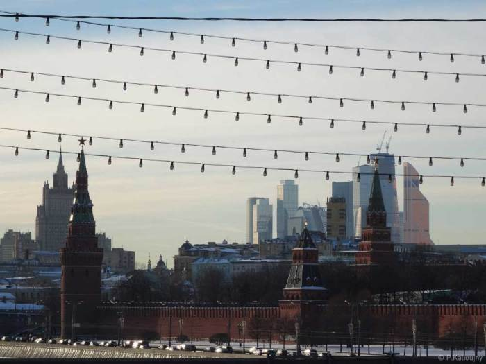 la belle Moskva 2