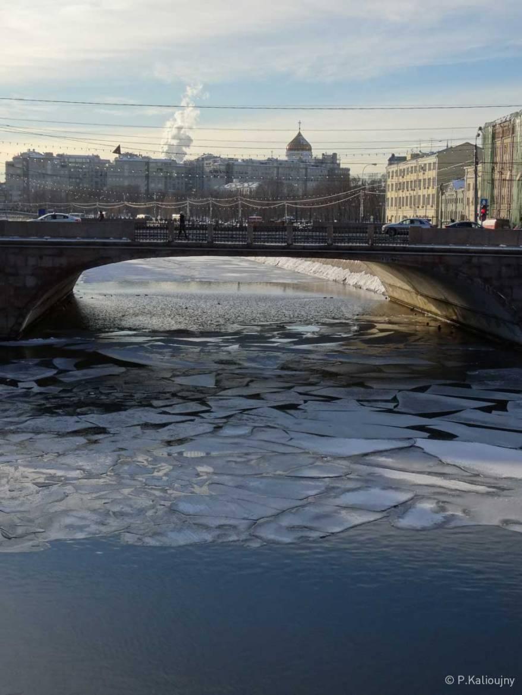 La moskova gelée