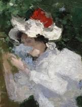 Une note fleurie de Korovin, ou comment capter un parfum en peinture...