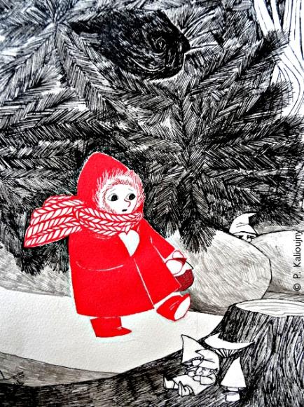 """""""Promenons-nous, dans les bois"""" - P. Kalioujny"""